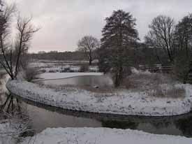 Winter aan de Drentsch AA