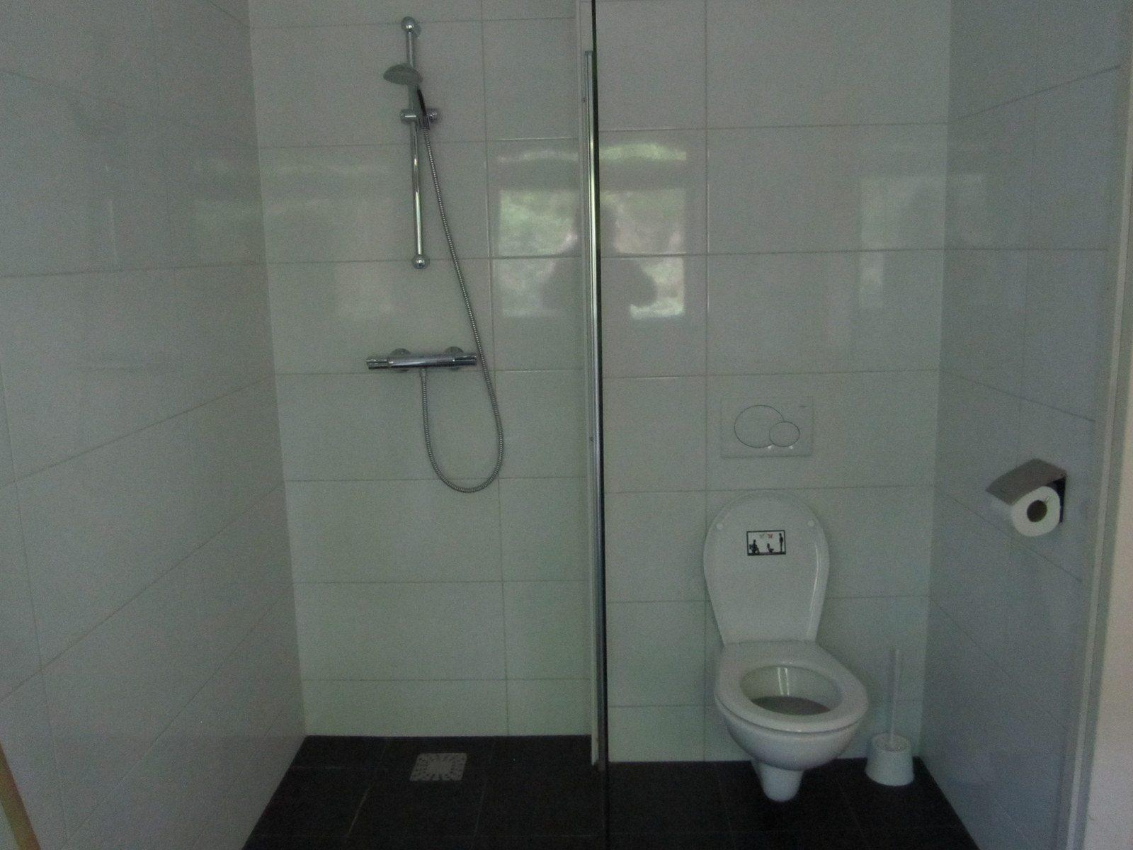 Badkamer Malge-Tout  huis aan bij de Drentsche Aa te Schipborg