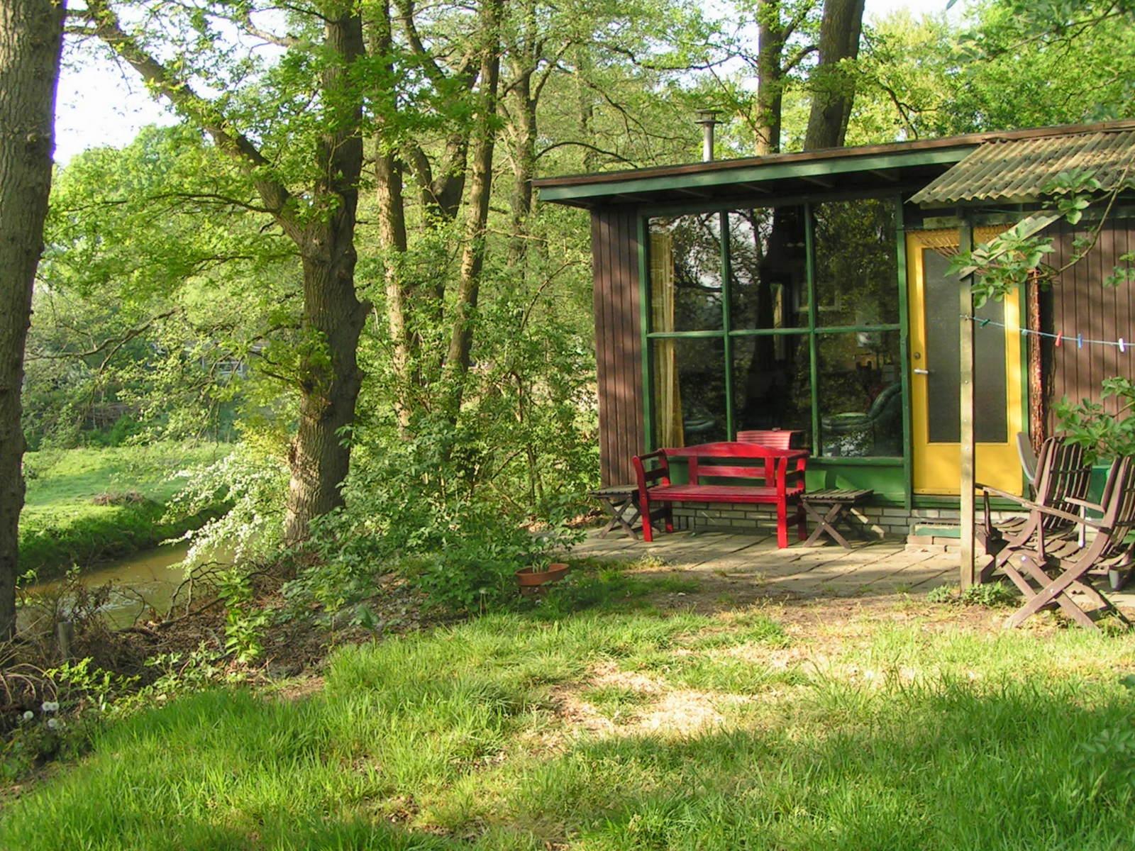 Het Huisje Lorelei Schipborg aan de Drentsche Aa