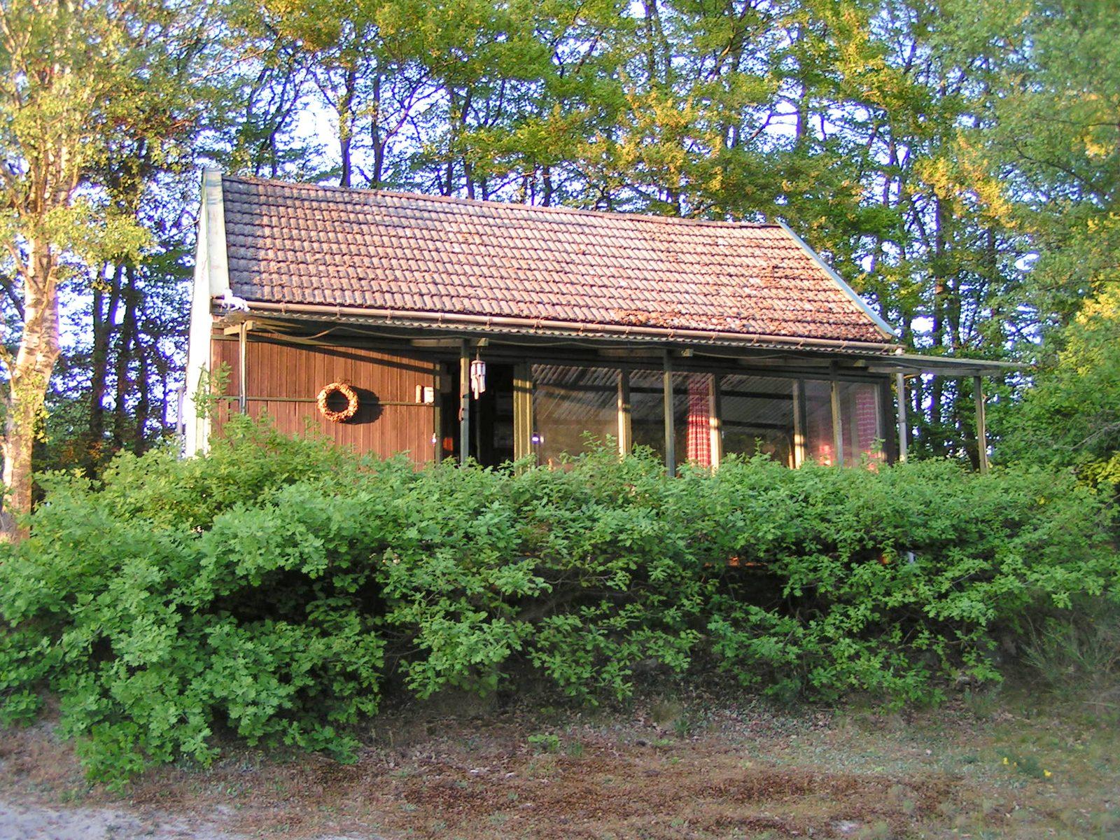 Badzicht verbouwd tot zomerhuis 1963 - 2018 Schipborg Badzicht Schipborg Músarrindill