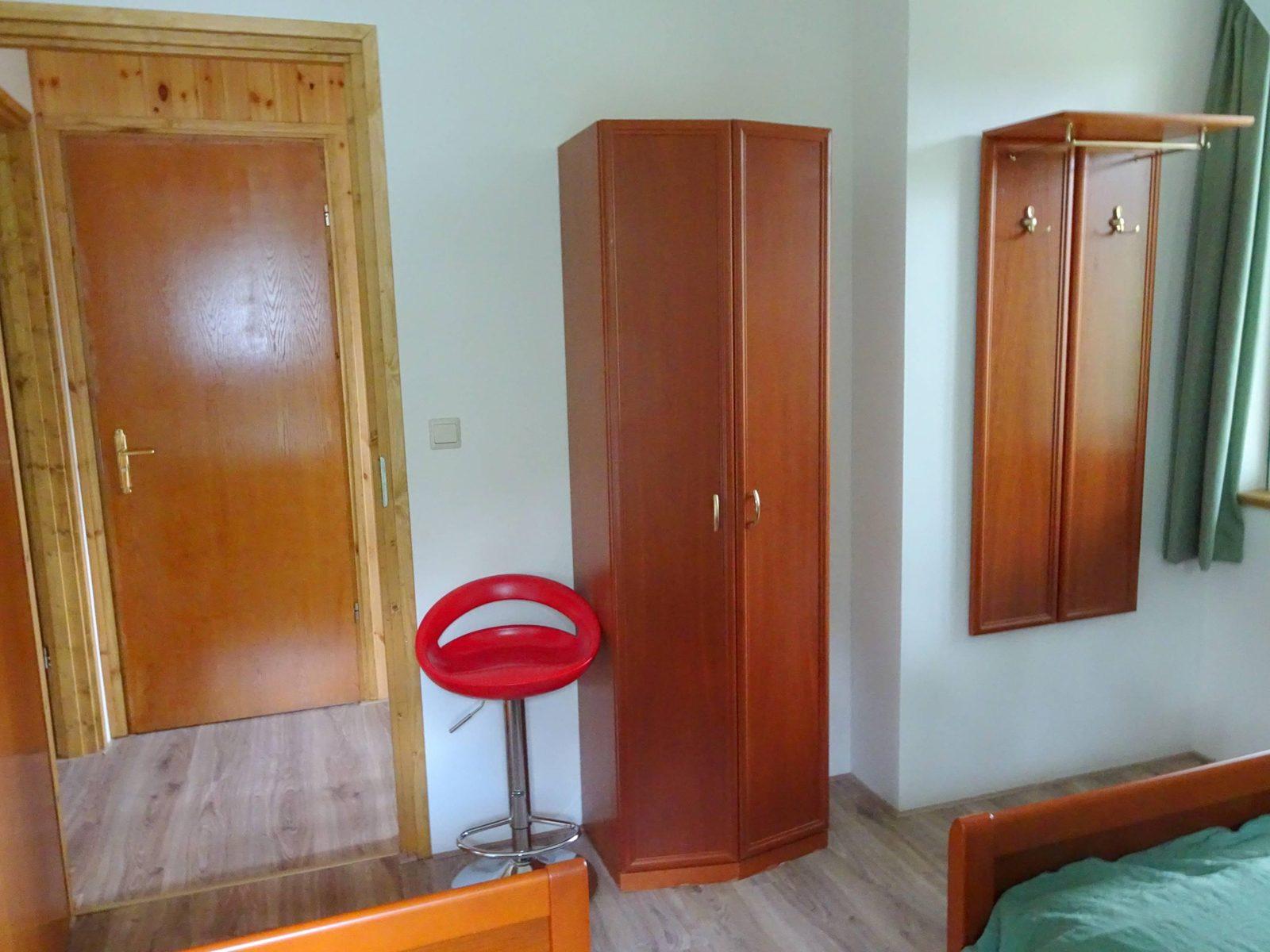 Kleine slaapkamer Badzicht Schipborg Músarrindill